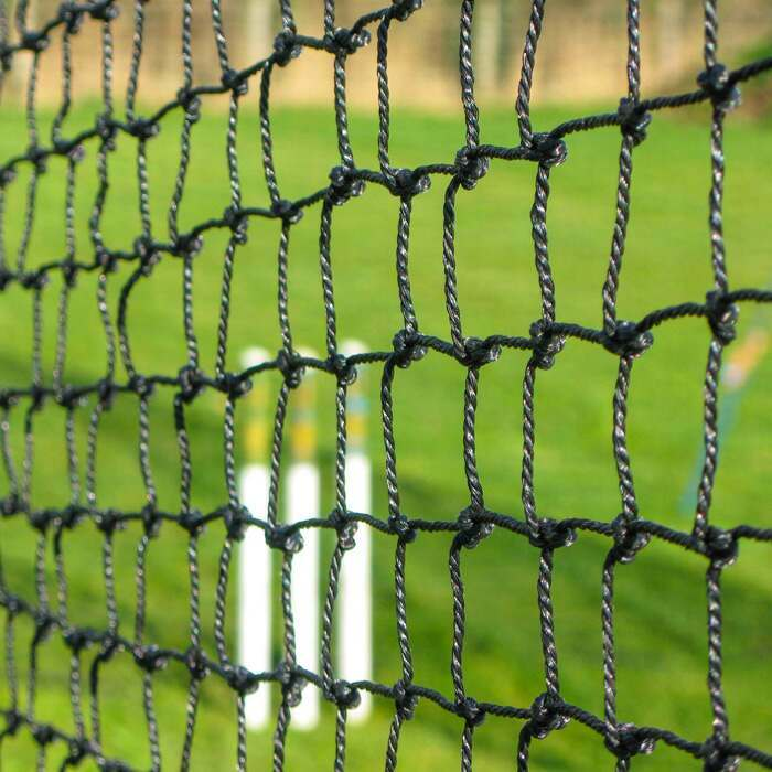 Ultra Durable 2mm HDPP Cricket Netting | 100% Weatherproof Cricket Net