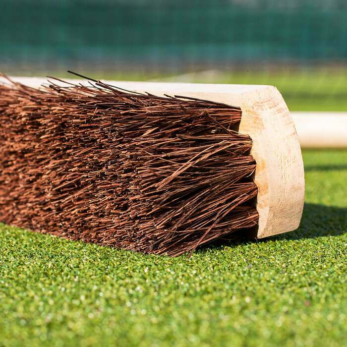 Heavy Duty Bristles For Tennis Courts | Tennis Court Equipment