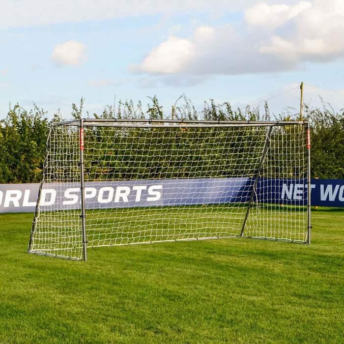 12ft x 6ft Football Goals | Garden Football Goals