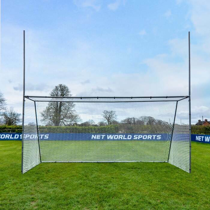 Steel GAA Junior Goal | Garden Gaelic Football & Hurling Goal
