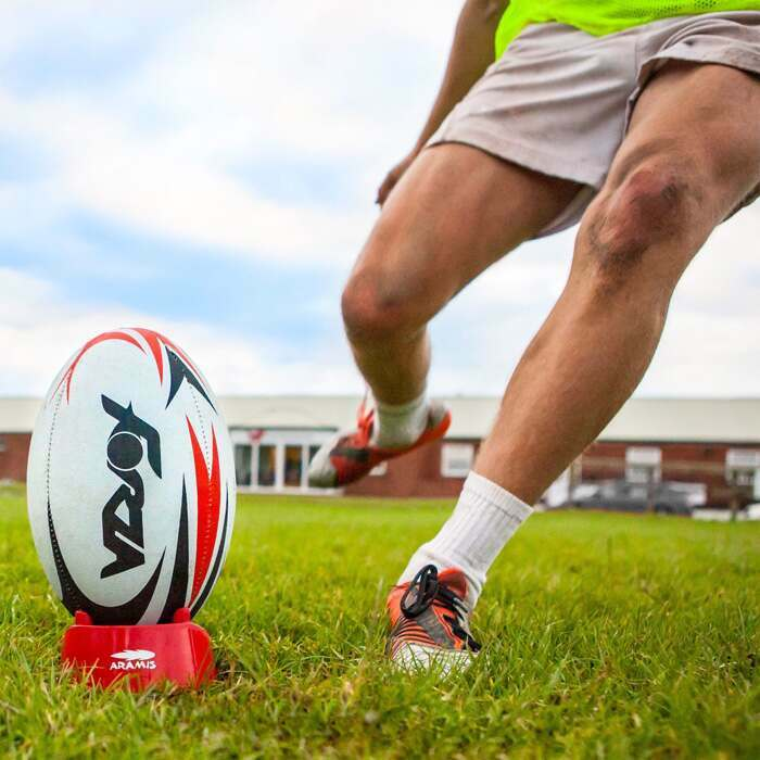Best Rugby Plastic Kicking Tee