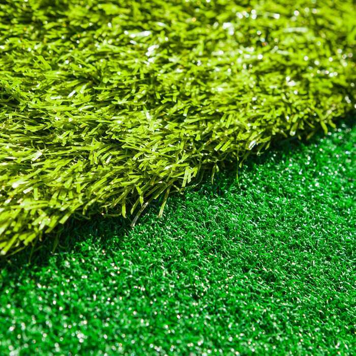 Golf Hitting Mat - Artificial Turf
