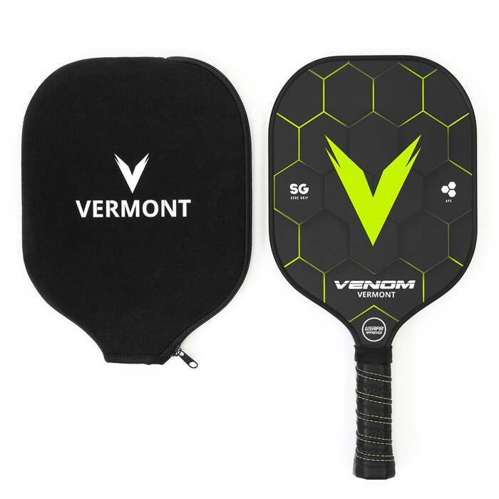 raqueta de pickleball de grafito