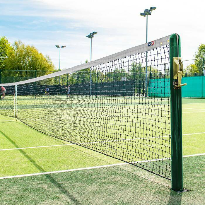 Professional Tennis Net For All Standard Tennis Posts