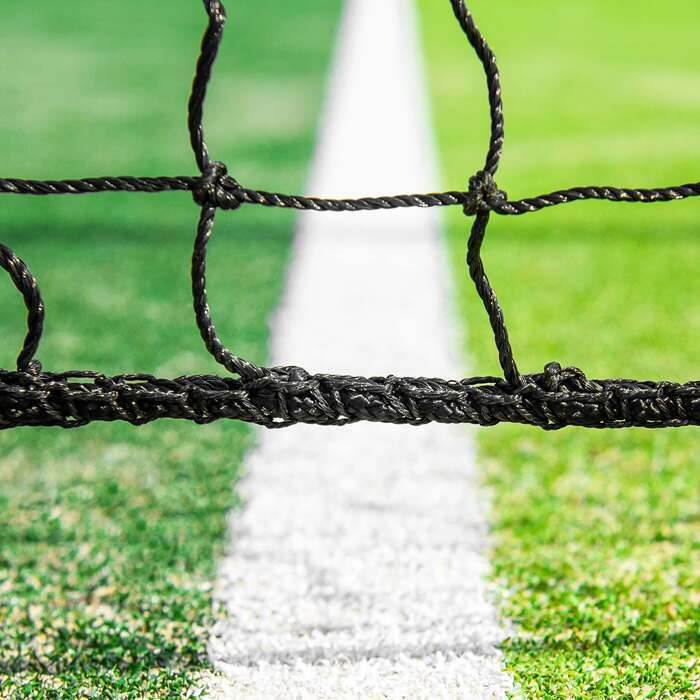 Twisted HDPE Tennis Net | For Indoor & Outdoor Tennis Courts