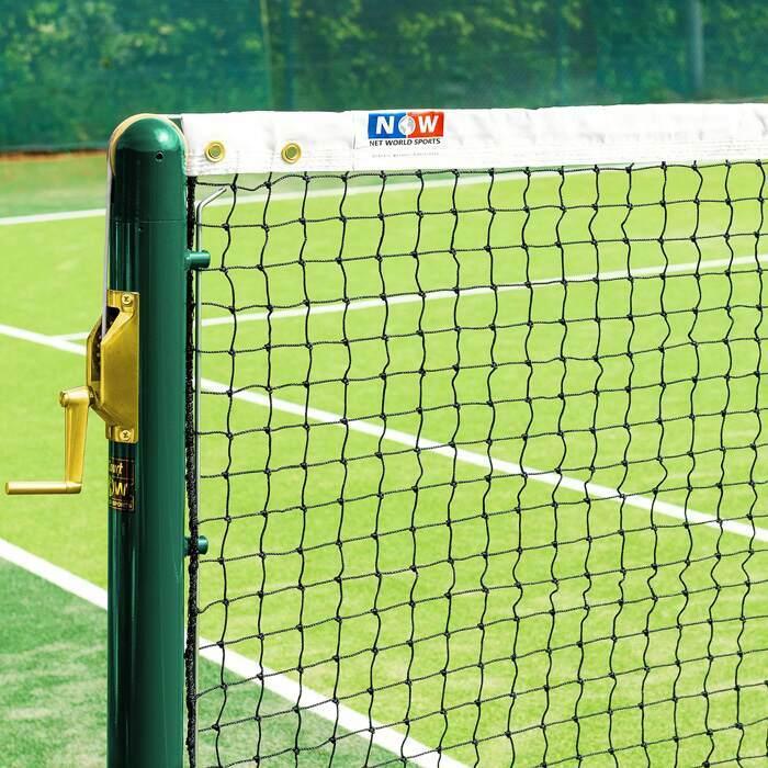 Hochwertiges 2mm Vermont Tennisnetz | Tennisplatz-Ausrustung
