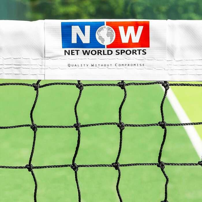 Verdrehtes HDPE Netz Garn | innen & außen Tennisnetz