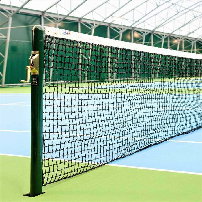 12,8m Doubles Tennis Net | Kompatibel Med Alle Tennis Stolper