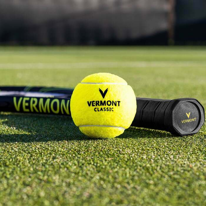 Professional Tennis Balls For Any Tennis Court Surface | Vermont Classic Tennis Balls