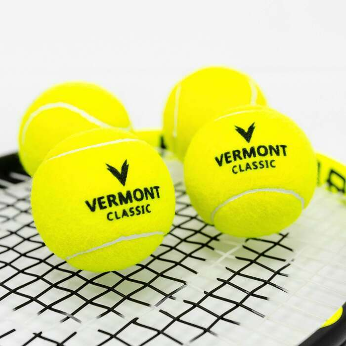 Durable Tennis Balls For Tennis Tournaments | Professional Quality