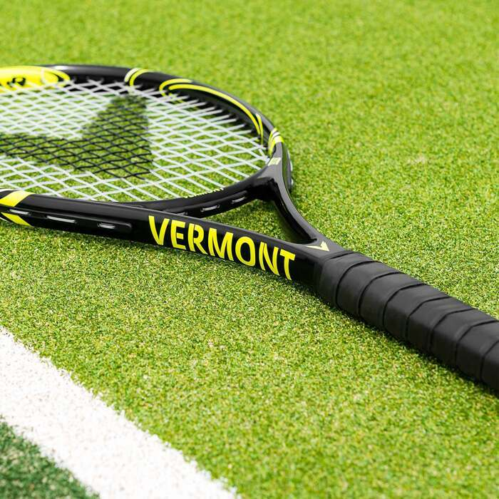 Well-balanced tennis racket | VPG Tek Construction