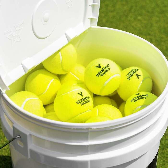 Drücklose Training Tennisbälle | Tennistraingerausrüstung