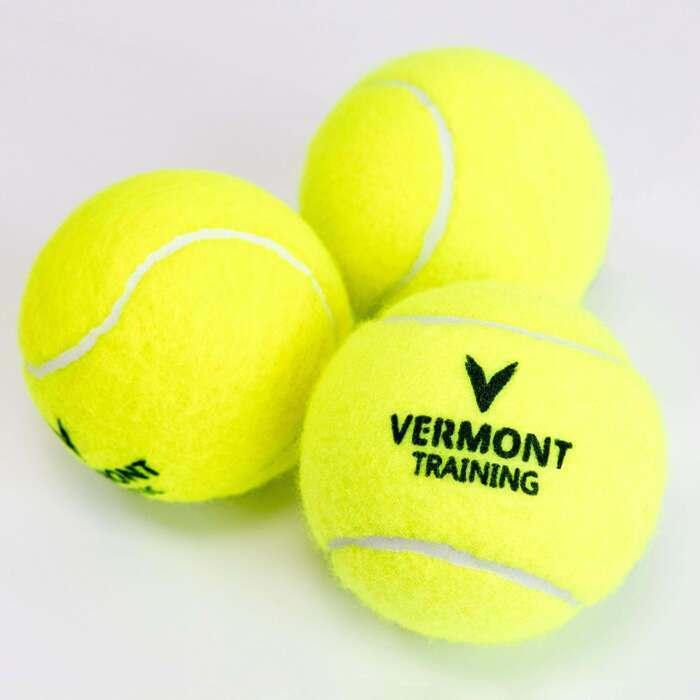 Seau de 60 Balles de Tennis | Balles de Tennis pour Entraîneurs