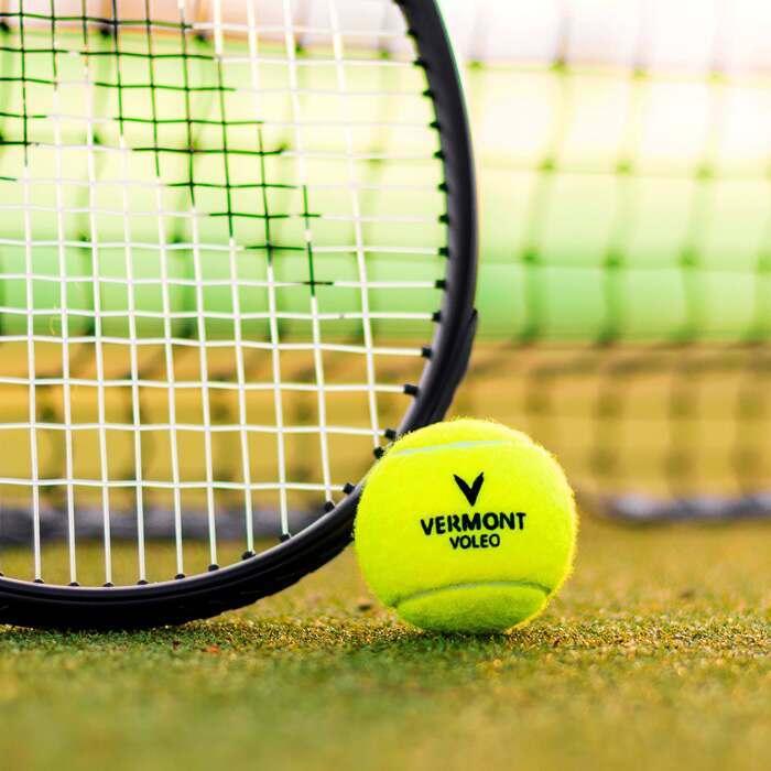 Ультрапрочные теннисные мячи для всех покрытий корта | Теннисные мячи, одобренные ITF