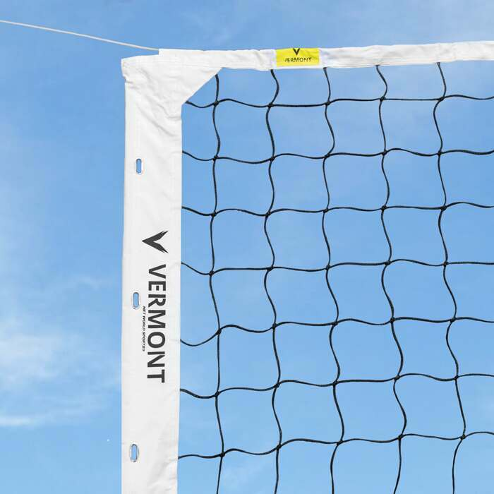 Competition-Grade Beach & Regulation Volleyball Nets