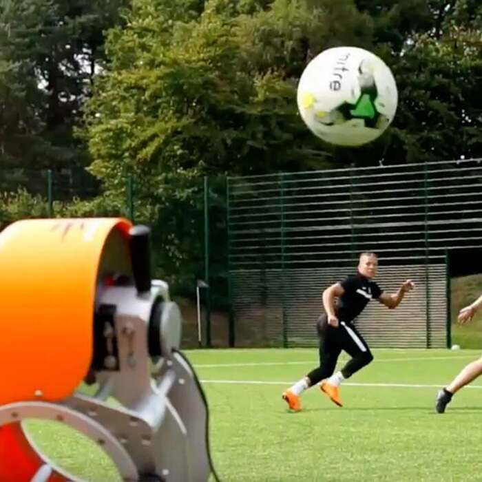 Der Ball Launcher | Ballmaschine