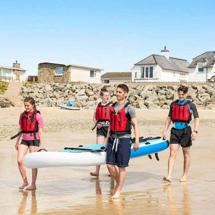 4-Person SUP Paddleboard