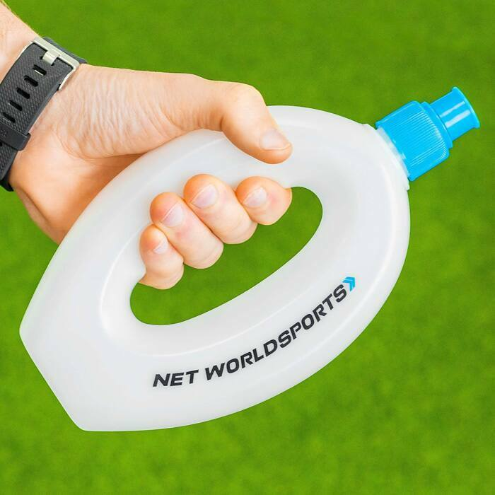 Handheld Running Water Bottle | Fist Grip Drinks Bottle