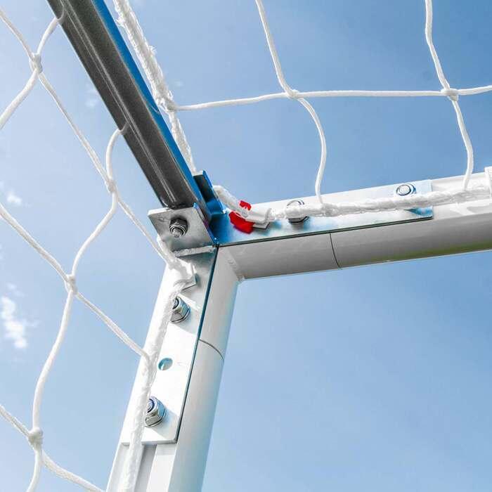 9 v 9 Junior Soccer Goals   Weatherproof 5m x 2m Soccer Goal
