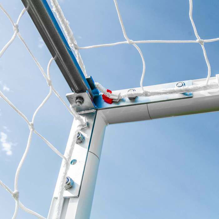 1,8 x 1,2 FORZA Alu60 Fußballtore | Kinder Fußballtor