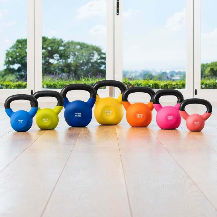 Kettlebells de Gym