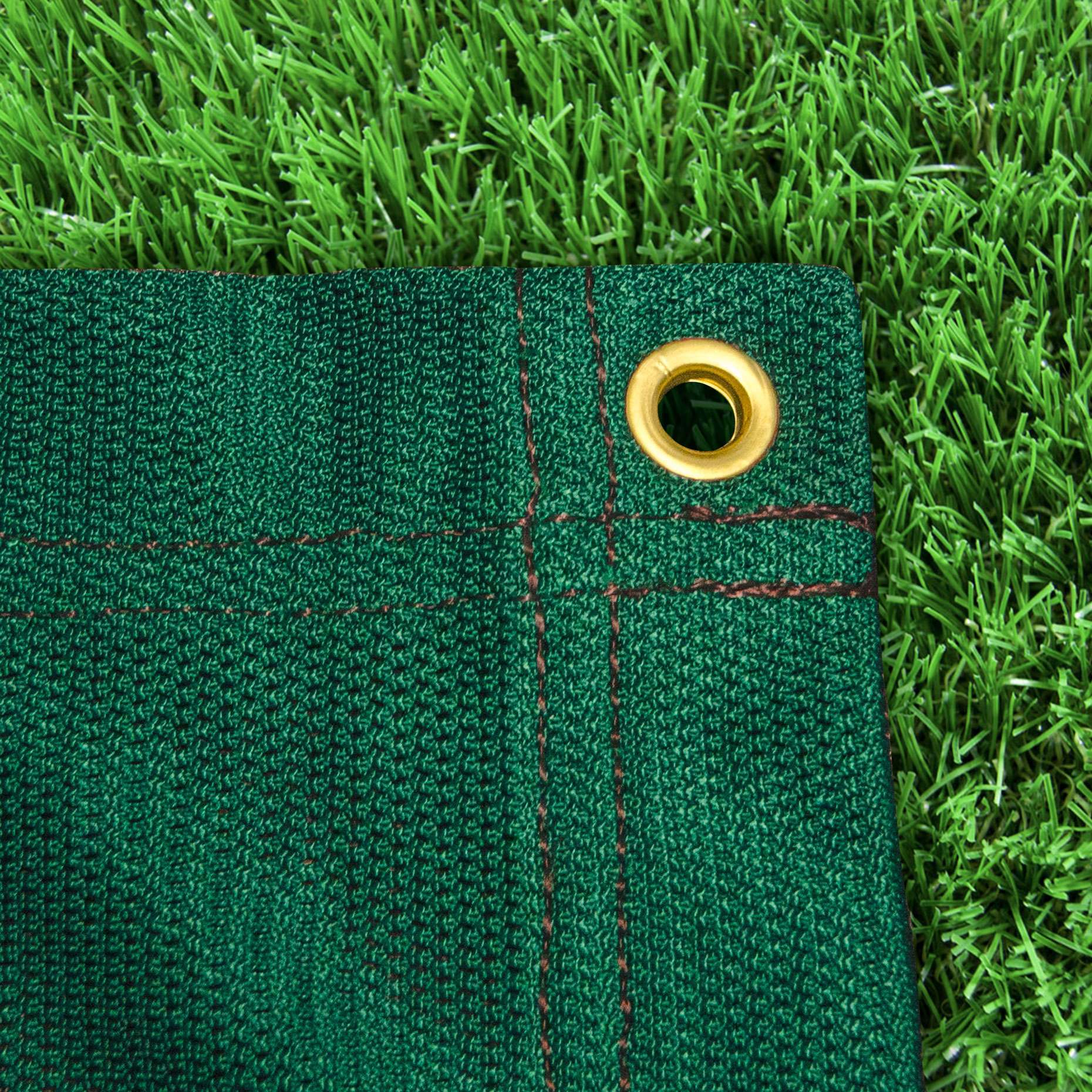 Corrosion Resistant Brass Eyelets For Arrow Stopping Nets