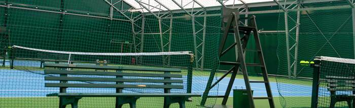 Net World Sports' Wooden Umpire Chair