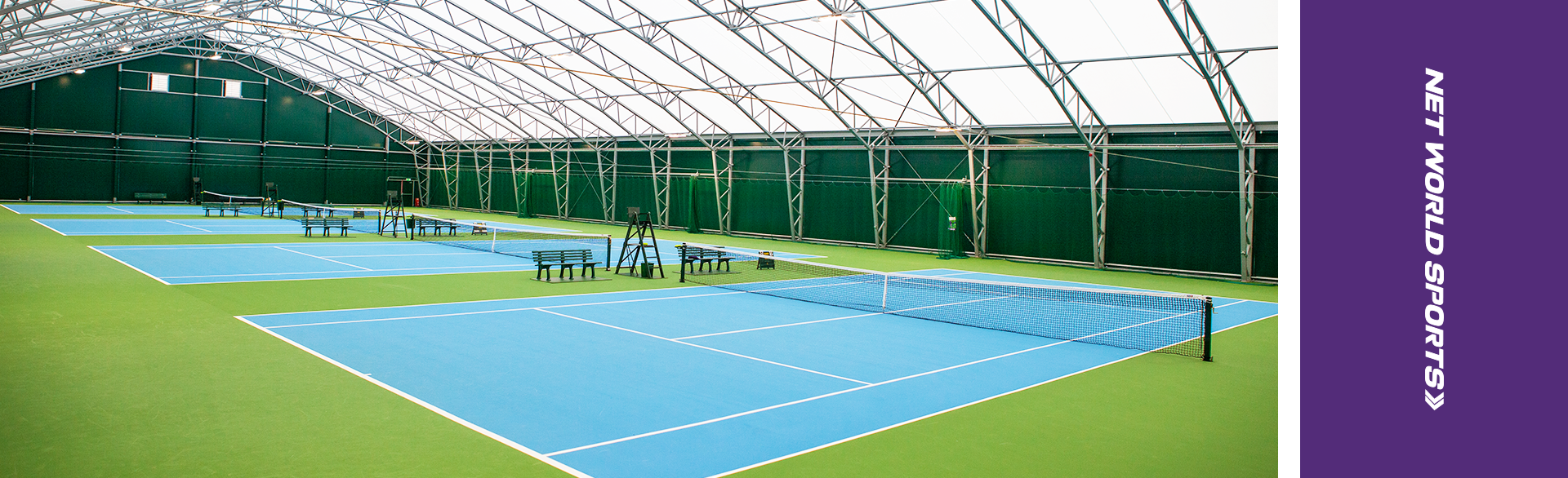Ellesmere College Tennis Centre