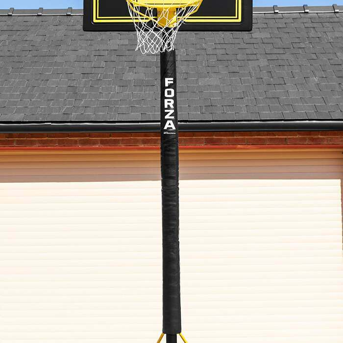 basketball pole pad