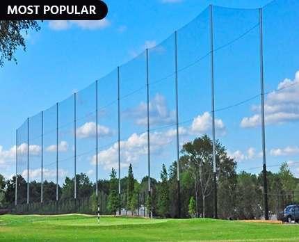 golf fence