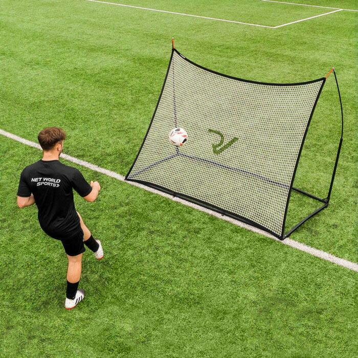 Ball Control, Passing & Goalkeeper Training Drills | RapidFire Rebounder
