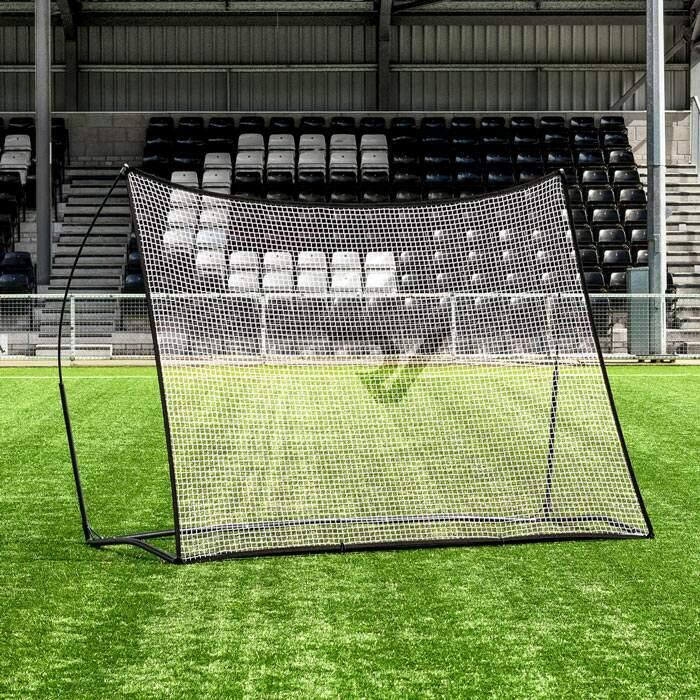 RapidFire Football Rebounder | Training Rebound Net