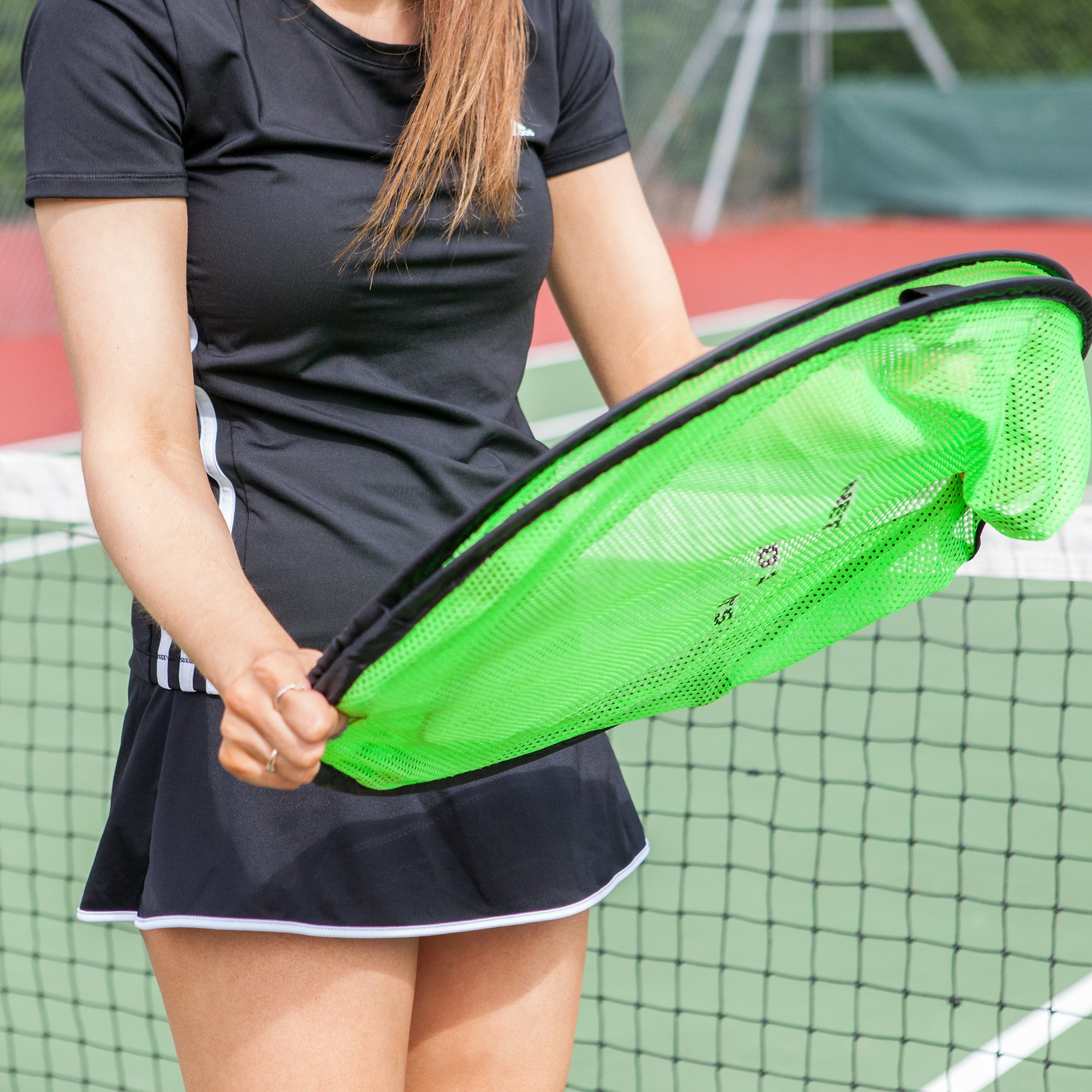 Easy Fold Tennis Net Targets