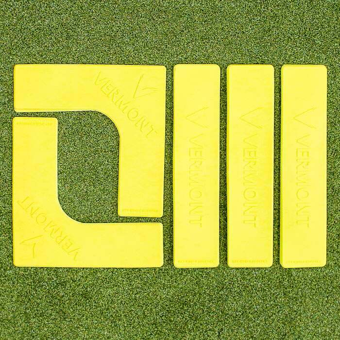 Tennis Court Marker Lines | Mini Tennis Equipment