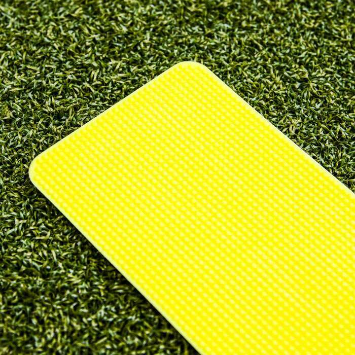 Non-Slip Temporary Tennis Court Lines | Dimpled Underside