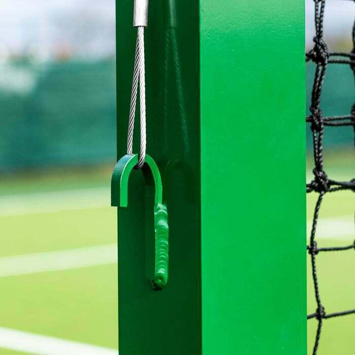 Premium-Grade Aluminium Pickleball Posts | Freestanding Pickleball Posts