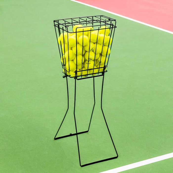 Tennis Ball Basket | Easy Tennis Ball Collection