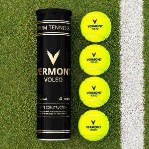 Vermont Voleo Tennis Balls