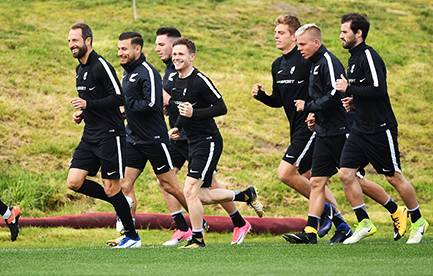 New Zealand National Men's Team