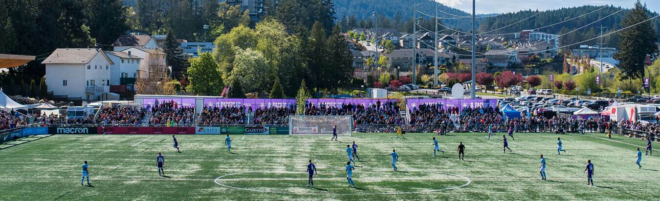 Pacific FC v HFX Wanderers FC