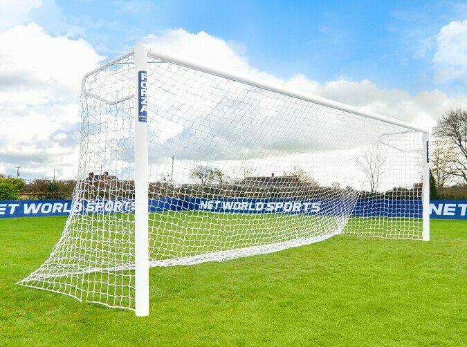 FORZA aluminium socketed football goal