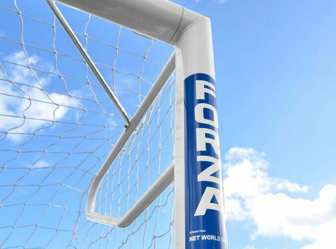 FORZA football goal stanchion