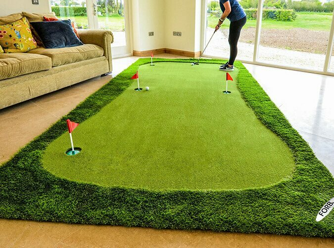 FORB XL Golf Putting Mat