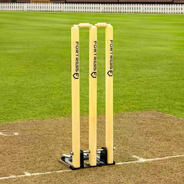 Senior Size Cricket Stumps | 100% Portable Cricket Stumps