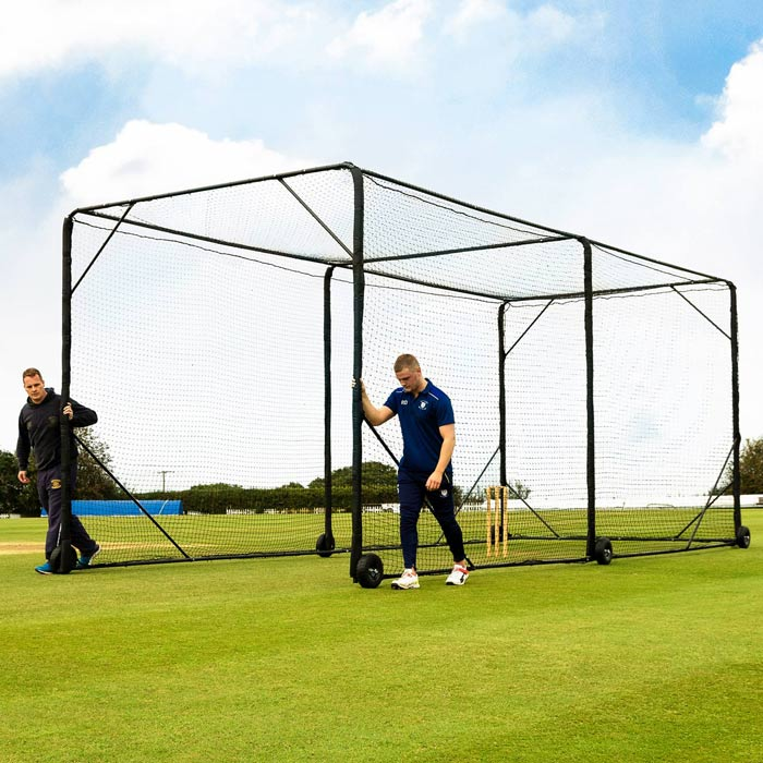 Portable Cricket Cages | Mobile Cricket Cage