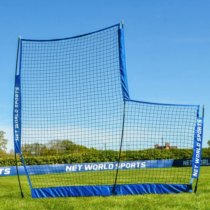 Lightweight & Portable Cricket Protector Screen | Cricket L-Screen