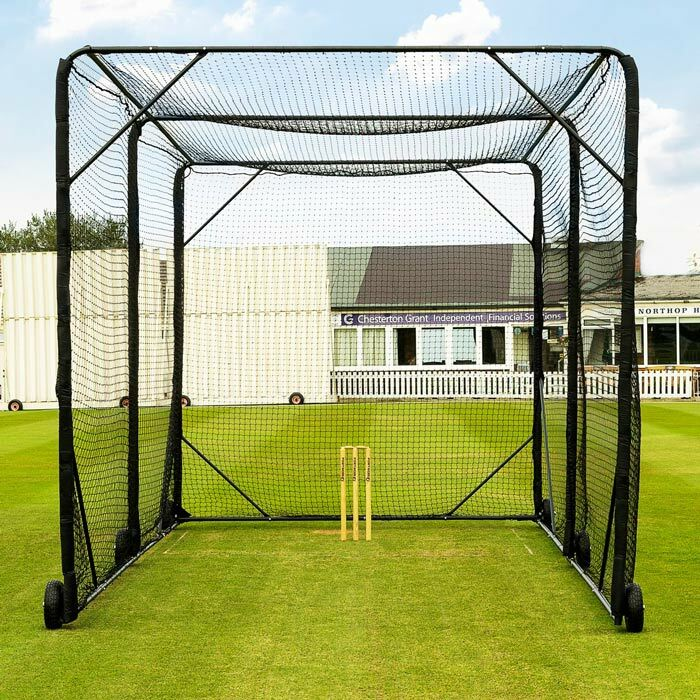 Durable Steel Structure & Rot Proof Net | Portable Batting Cage