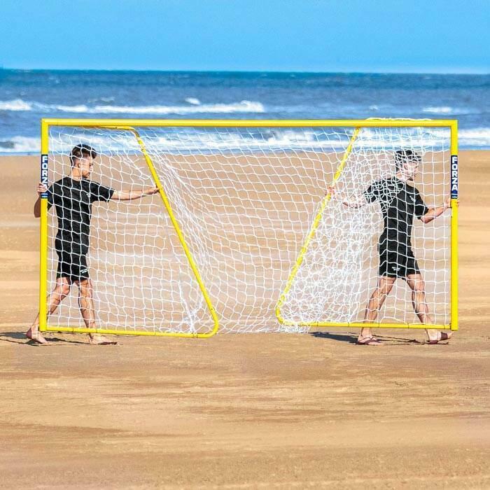 beach goal