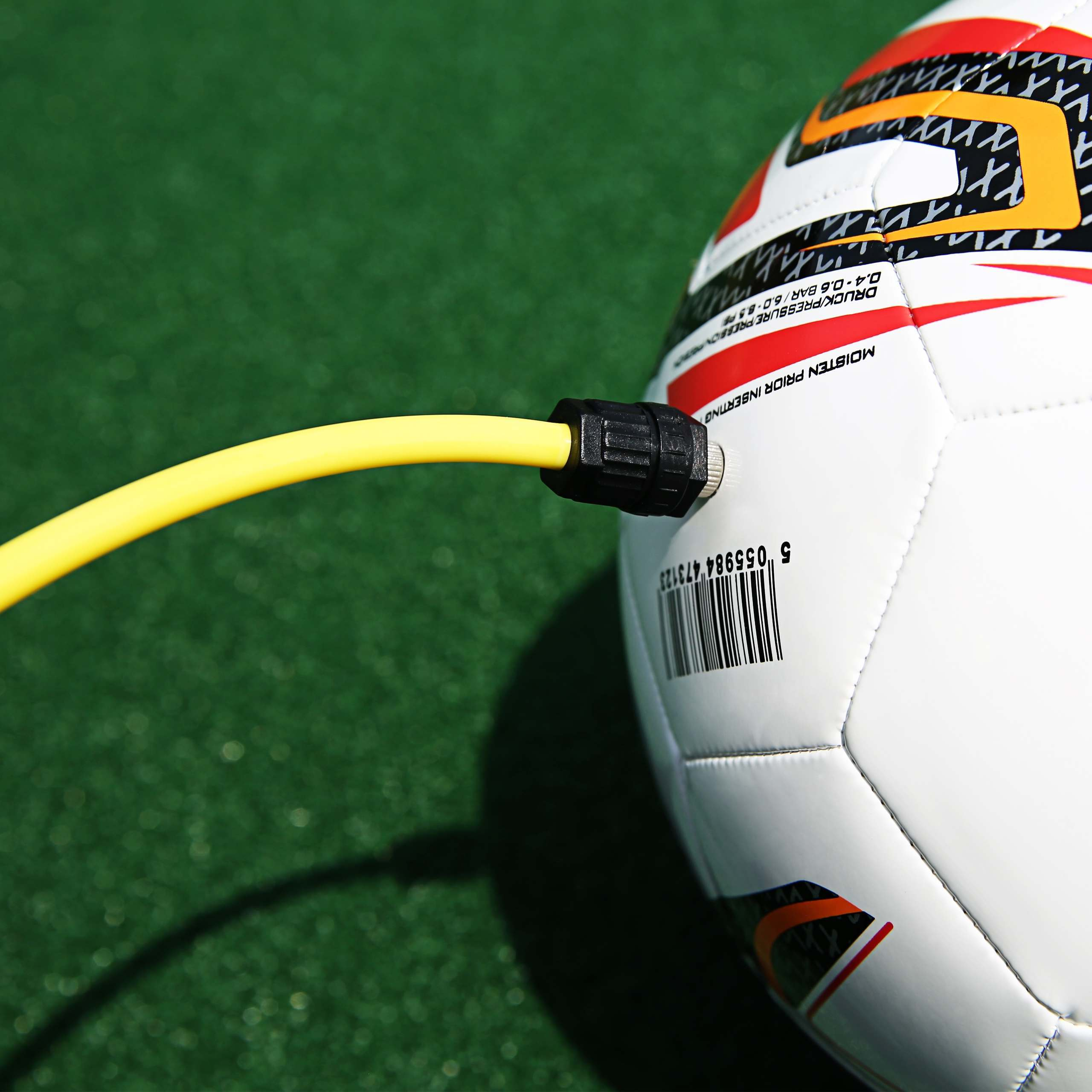 FORZA Pump That Ball™ Football Ball Pump | Best Ball Pumps For Footballs