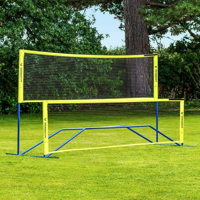 Portable Soccer Tennis Net | Soccer Training Equipment